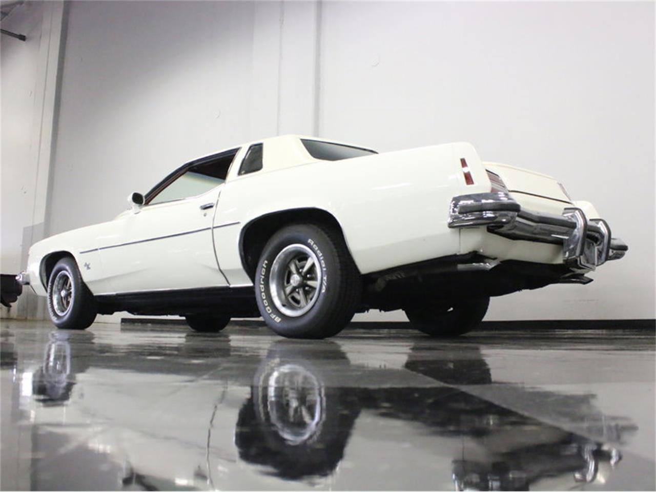 Large Picture of Classic '73 Pontiac Grand Prix Model J Offered by Streetside Classics - Dallas / Fort Worth - L2N9