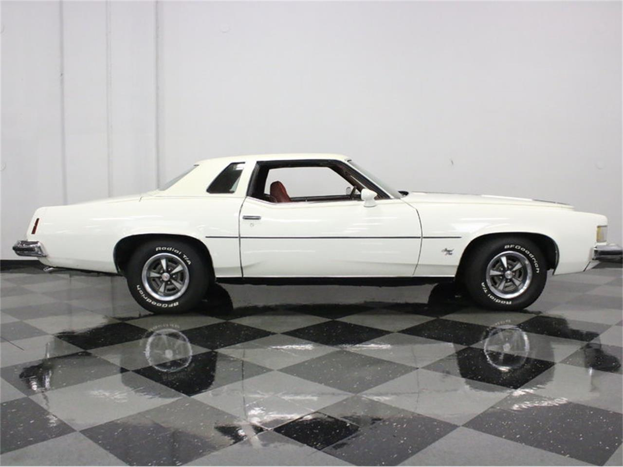 Large Picture of 1973 Pontiac Grand Prix Model J Offered by Streetside Classics - Dallas / Fort Worth - L2N9