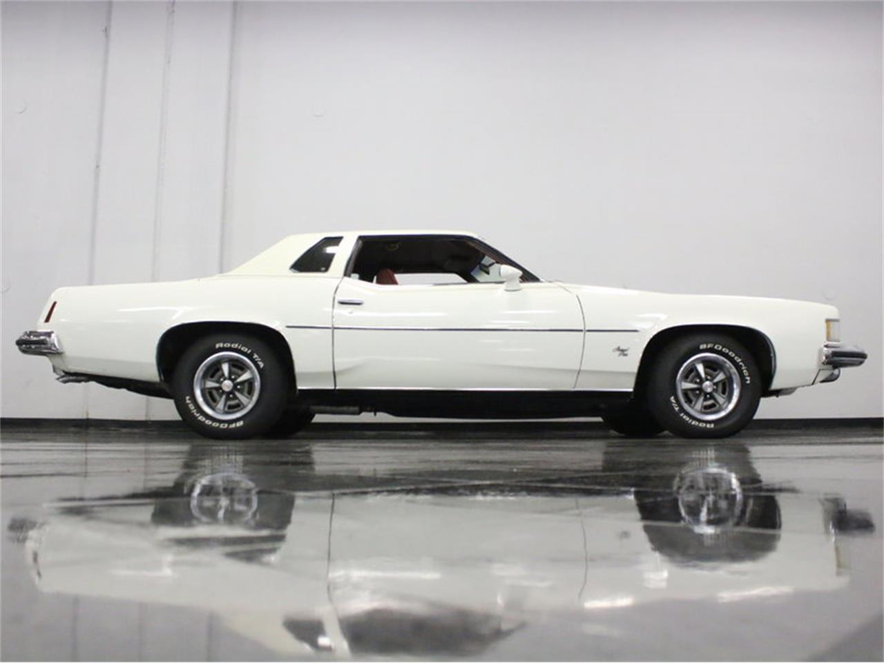 Large Picture of Classic 1973 Pontiac Grand Prix Model J located in Ft Worth Texas - L2N9