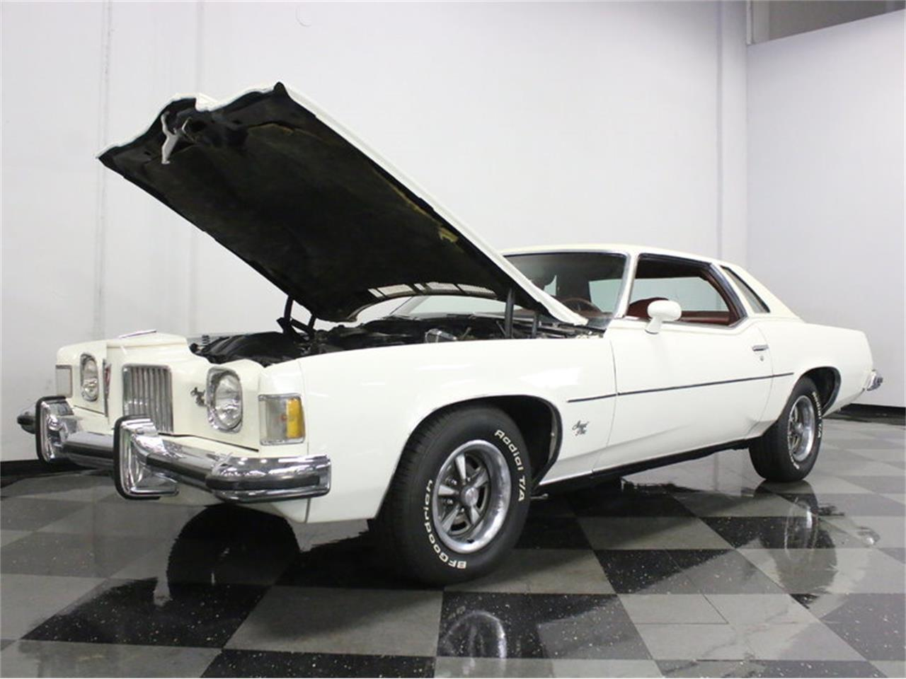 Large Picture of '73 Grand Prix Model J located in Texas Offered by Streetside Classics - Dallas / Fort Worth - L2N9