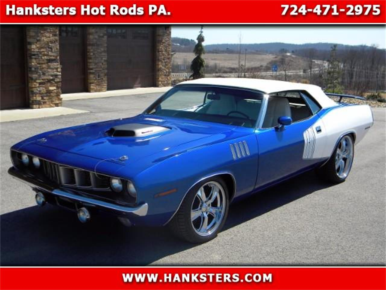 Large Picture of 1971 Cuda located in Pennsylvania - $124,900.00 Offered by Hanksters Hot Rods - L2NE