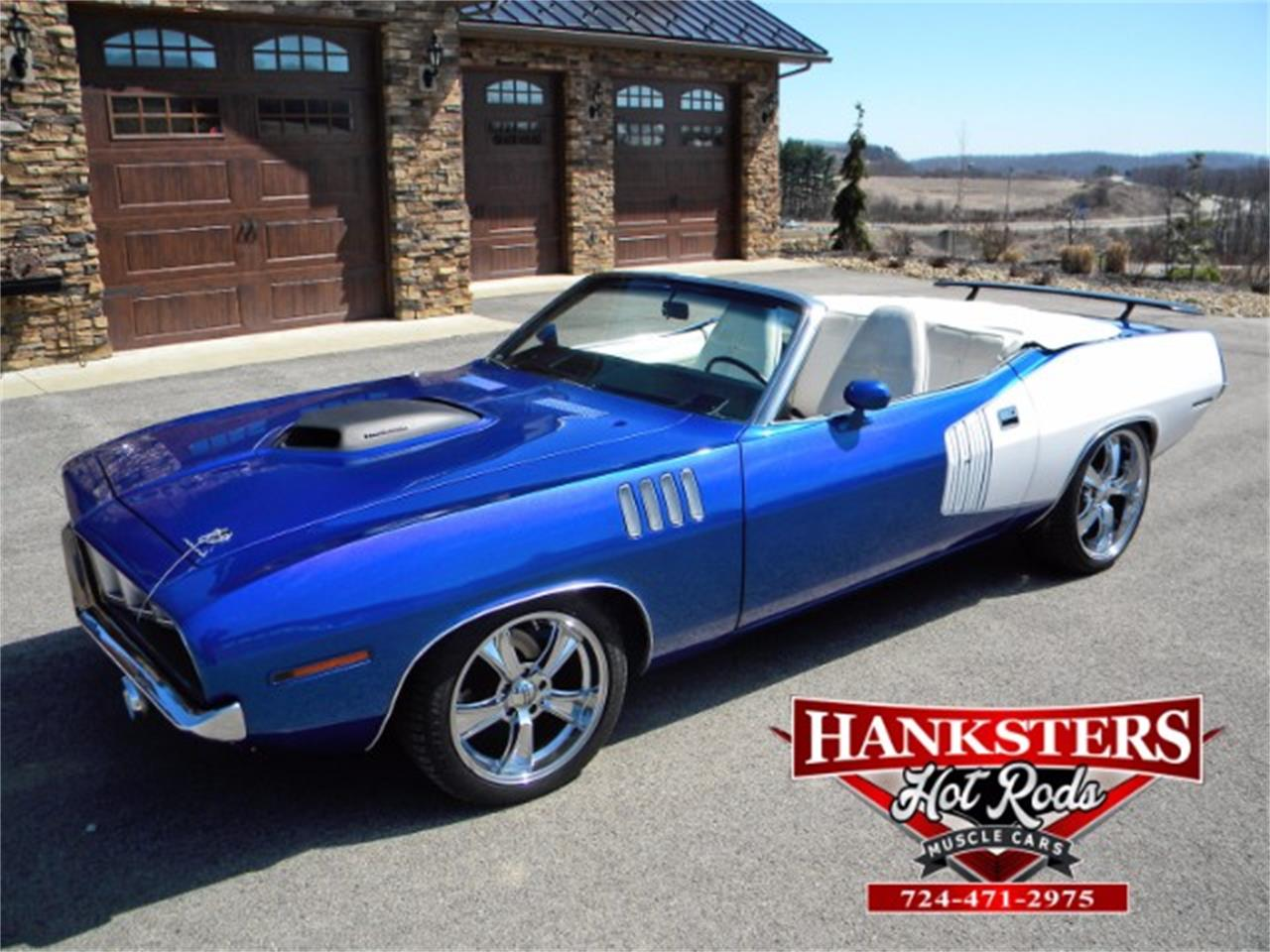 Large Picture of '71 Cuda located in Pennsylvania - $124,900.00 Offered by Hanksters Hot Rods - L2NE