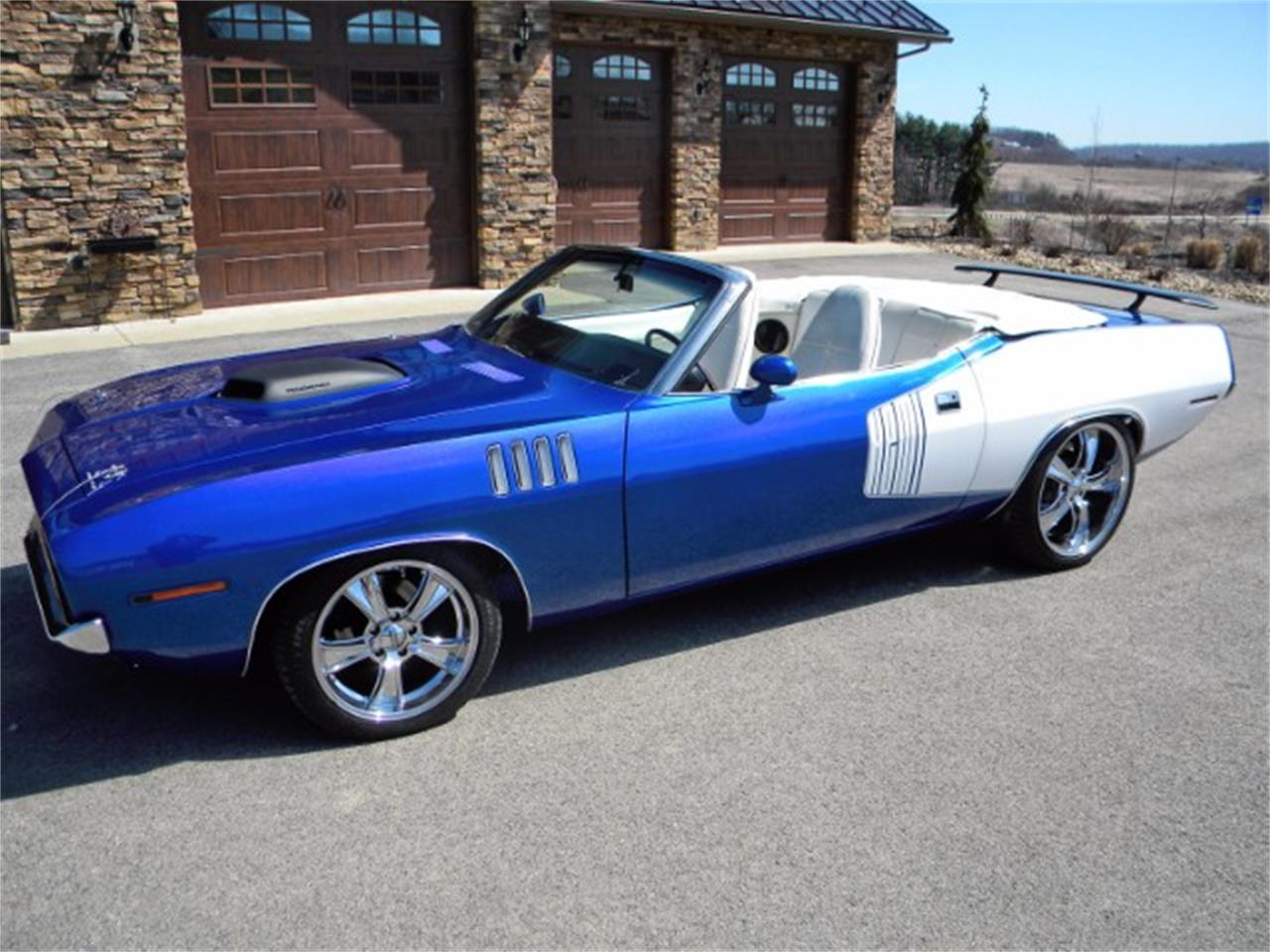 Large Picture of Classic '71 Cuda - $124,900.00 Offered by Hanksters Hot Rods - L2NE