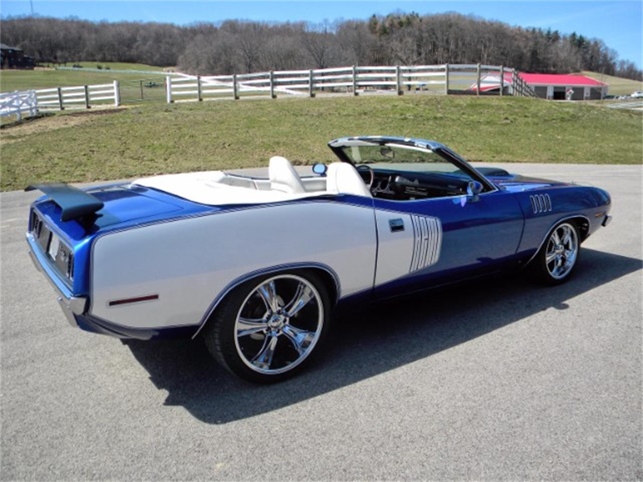 Large Picture of Classic 1971 Cuda located in Indiana Pennsylvania - $124,900.00 - L2NE