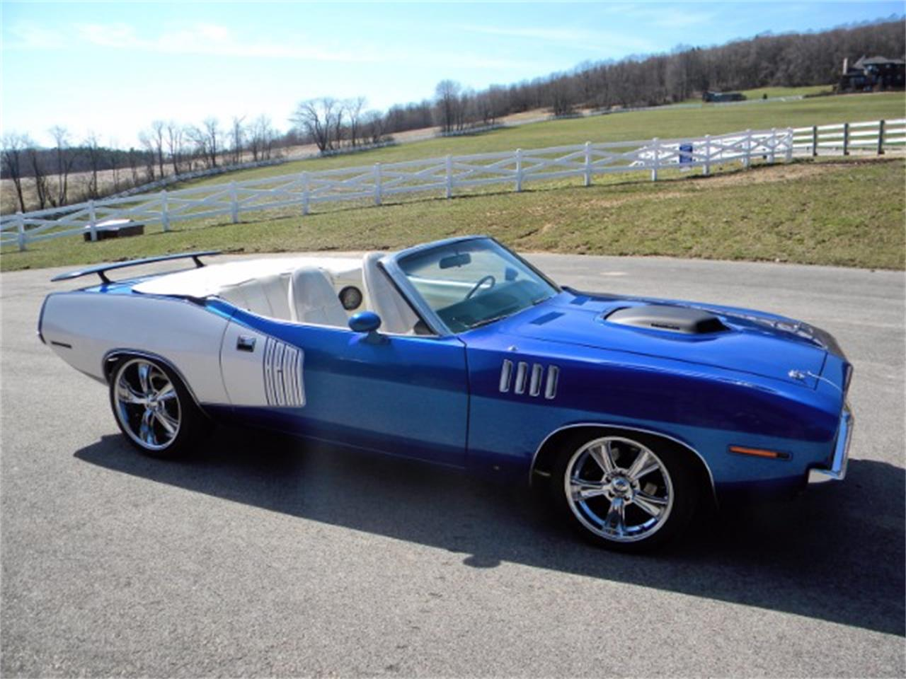 Large Picture of '71 Cuda located in Indiana Pennsylvania - $124,900.00 - L2NE