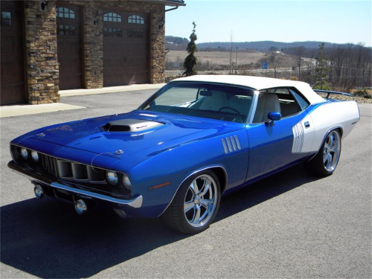 Large Picture of '71 Plymouth Cuda - $124,900.00 Offered by Hanksters Hot Rods - L2NE