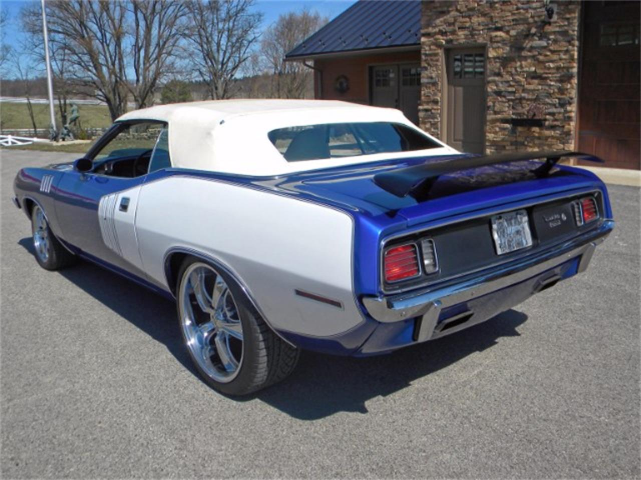 Large Picture of 1971 Plymouth Cuda located in Pennsylvania - $124,900.00 Offered by Hanksters Hot Rods - L2NE