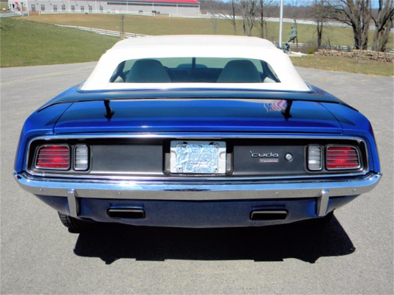 Large Picture of Classic 1971 Cuda located in Pennsylvania - $124,900.00 - L2NE