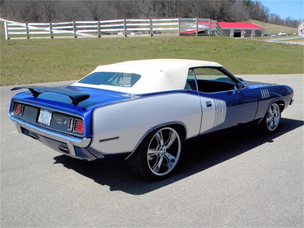 Large Picture of Classic '71 Plymouth Cuda located in Pennsylvania - $124,900.00 Offered by Hanksters Hot Rods - L2NE