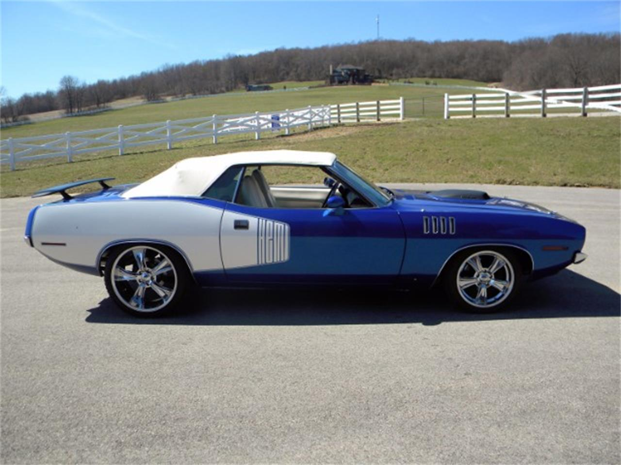 Large Picture of '71 Plymouth Cuda located in Pennsylvania - $124,900.00 Offered by Hanksters Hot Rods - L2NE