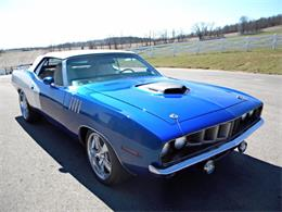 Picture of Classic 1971 Plymouth Cuda located in Pennsylvania - $124,900.00 Offered by Hanksters Hot Rods - L2NE