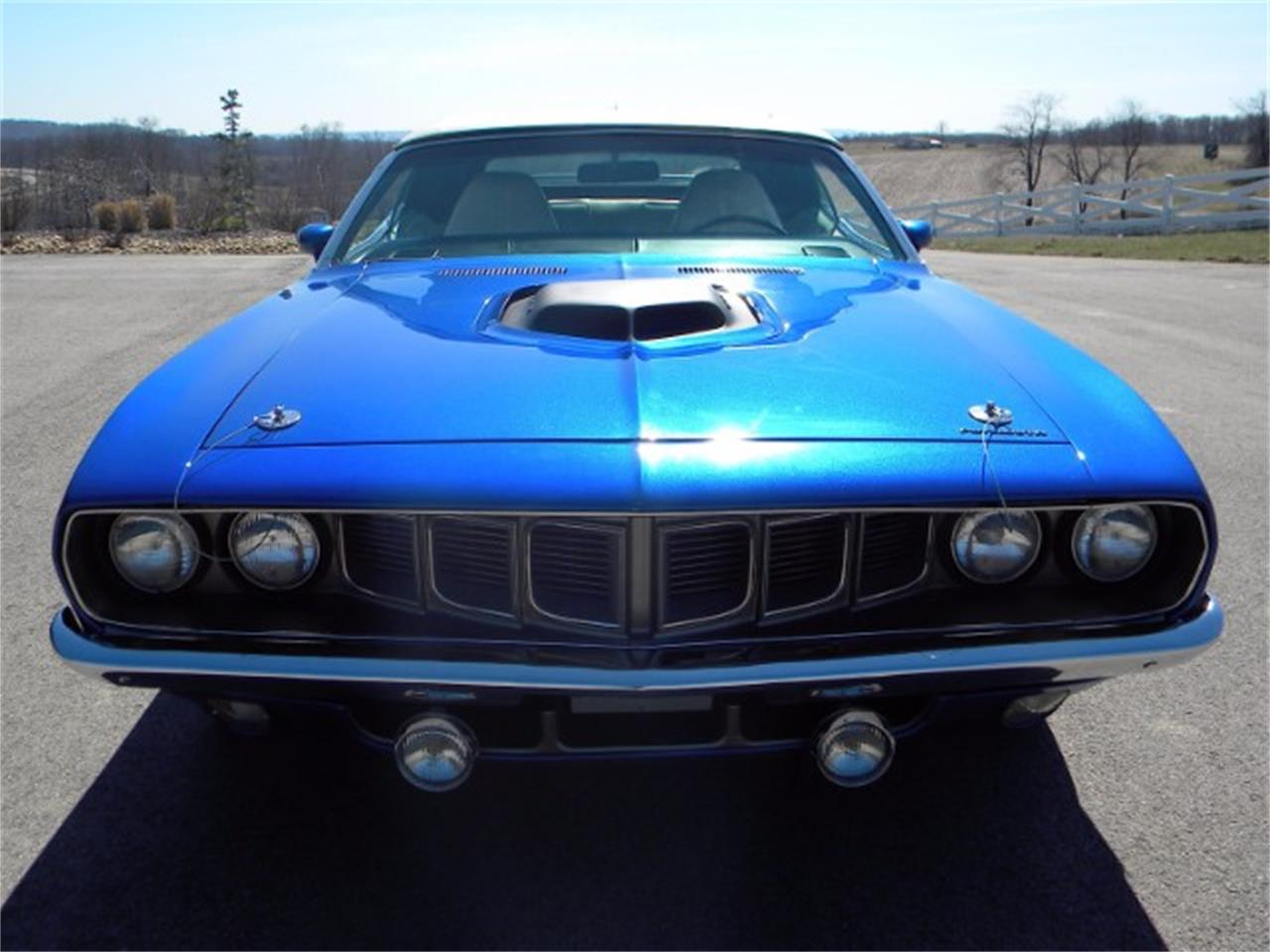 Large Picture of Classic 1971 Cuda Offered by Hanksters Hot Rods - L2NE