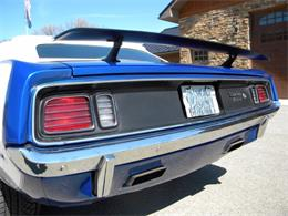 Picture of Classic '71 Cuda located in Indiana Pennsylvania Offered by Hanksters Hot Rods - L2NE