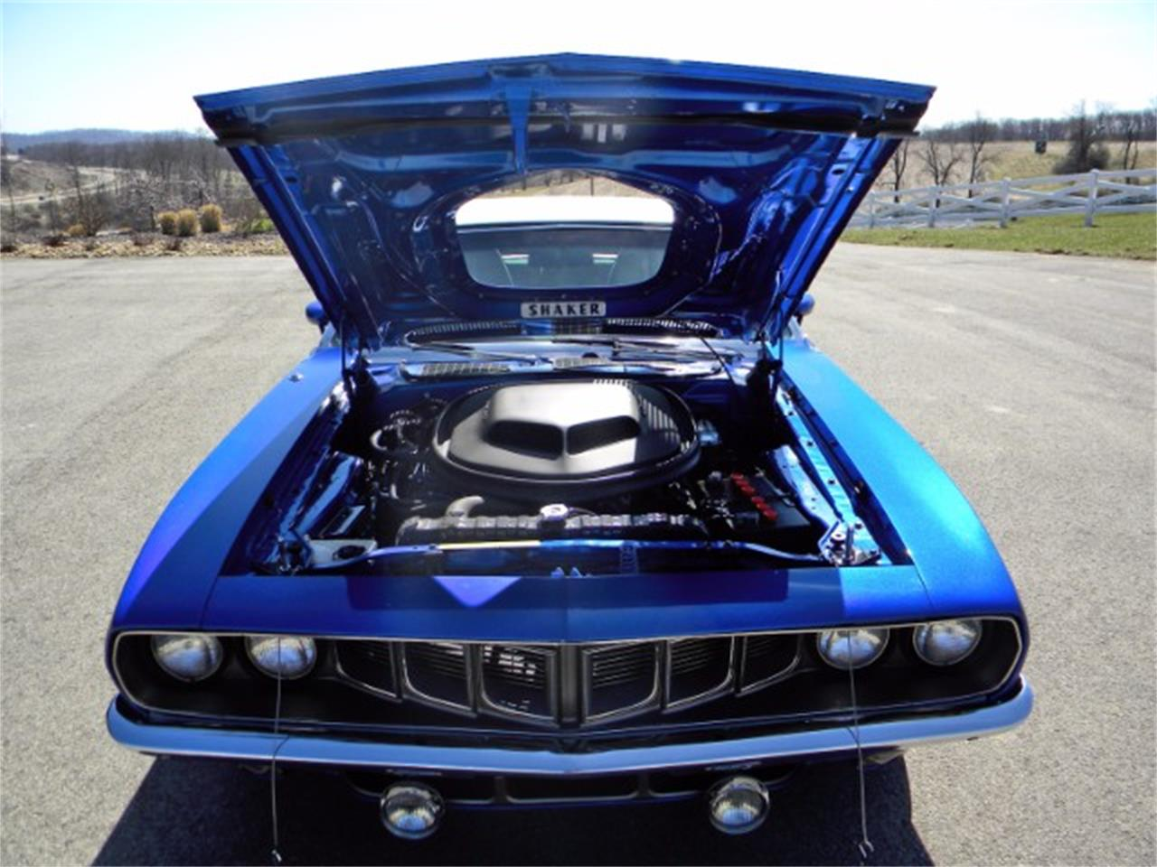 Large Picture of Classic 1971 Plymouth Cuda - $124,900.00 Offered by Hanksters Hot Rods - L2NE