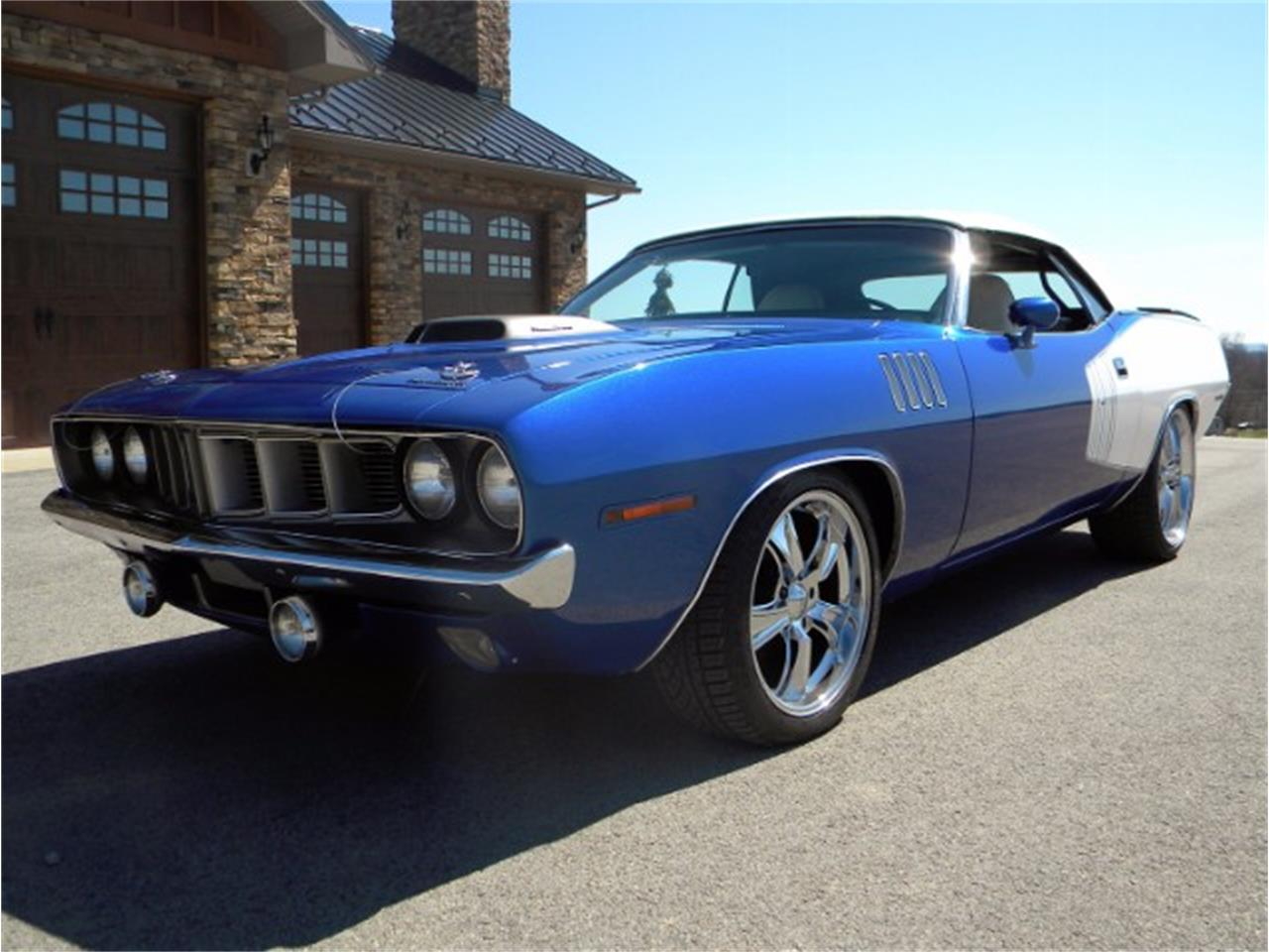 Large Picture of 1971 Cuda located in Indiana Pennsylvania - $124,900.00 Offered by Hanksters Hot Rods - L2NE