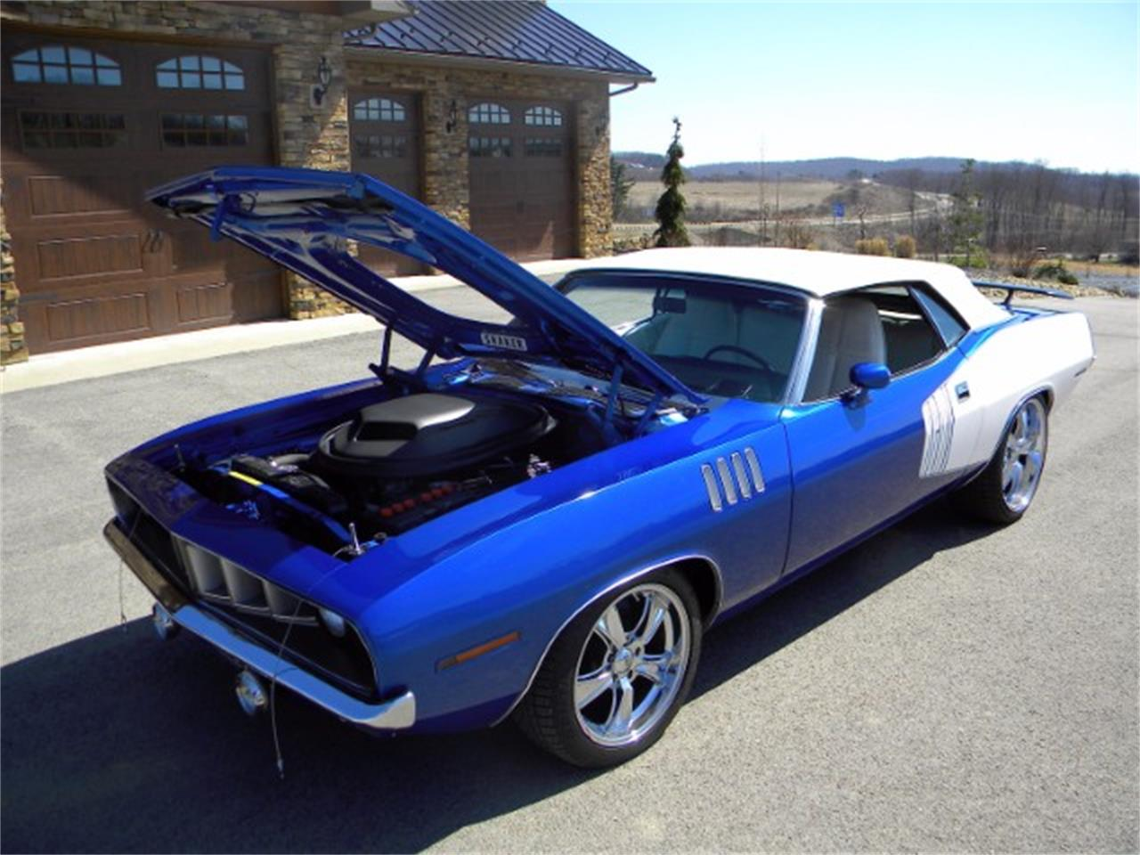 Large Picture of 1971 Cuda Offered by Hanksters Hot Rods - L2NE