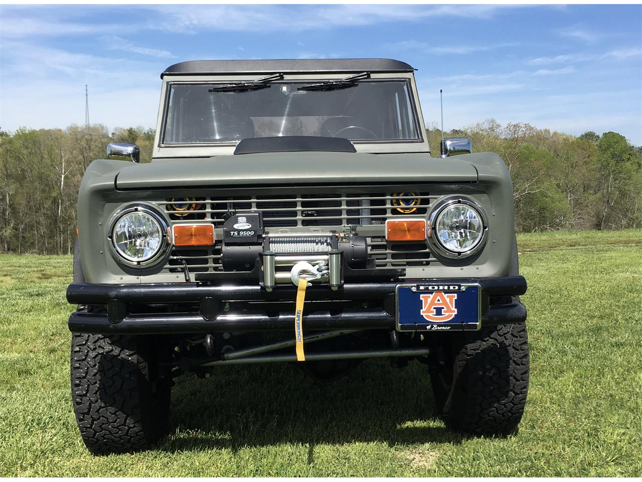Large Picture of '74 Bronco - L2O0