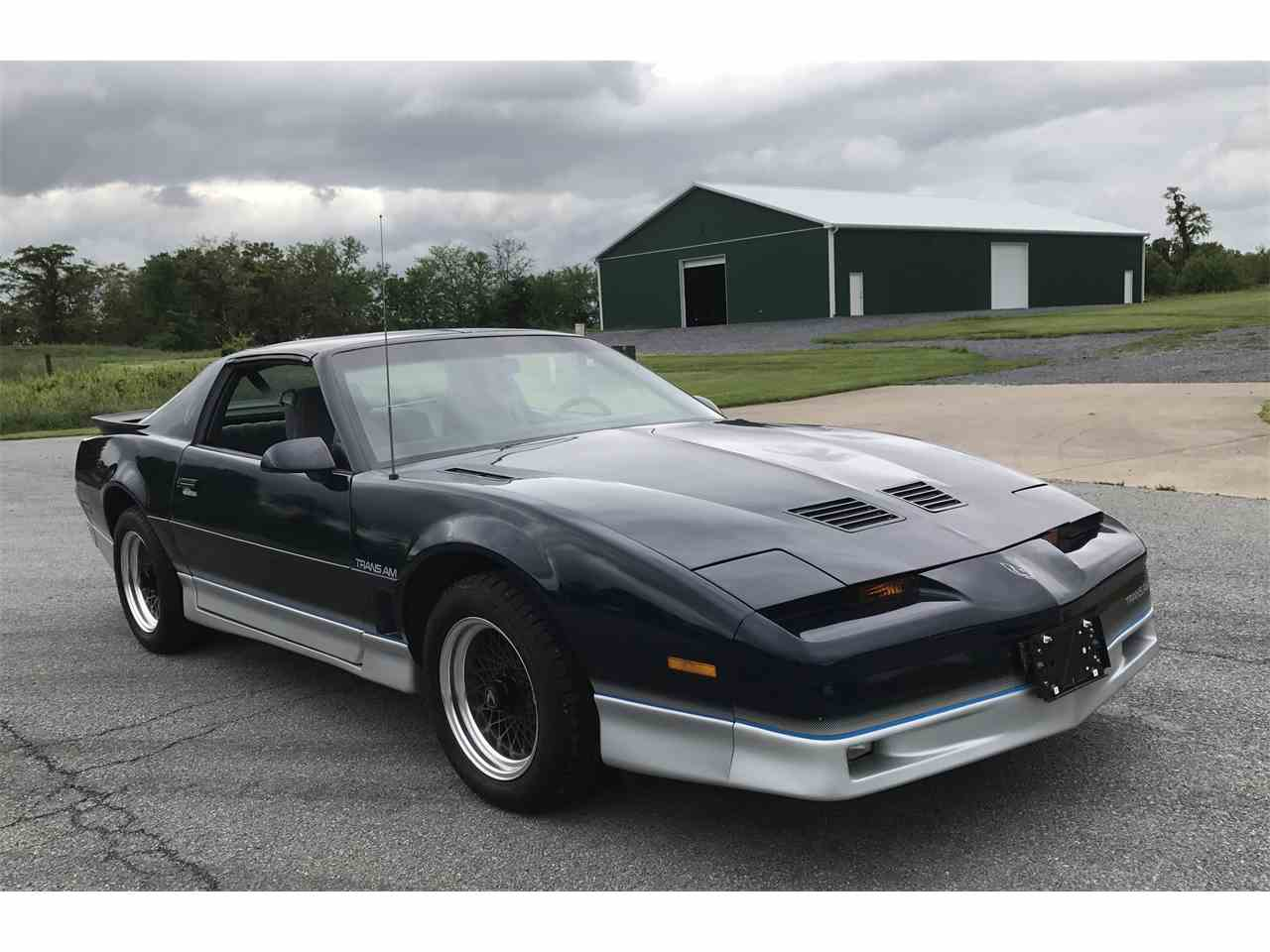 86 pontiac trans am 1986 pontiac trans am third. Black Bedroom Furniture Sets. Home Design Ideas