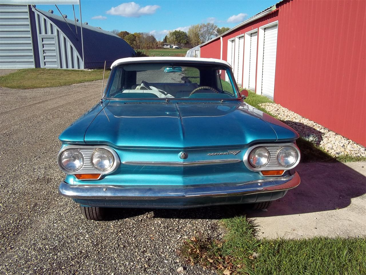 Large Picture of Classic '63 Chevrolet Corvair Monza - $8,500.00 Offered by a Private Seller - L2P4