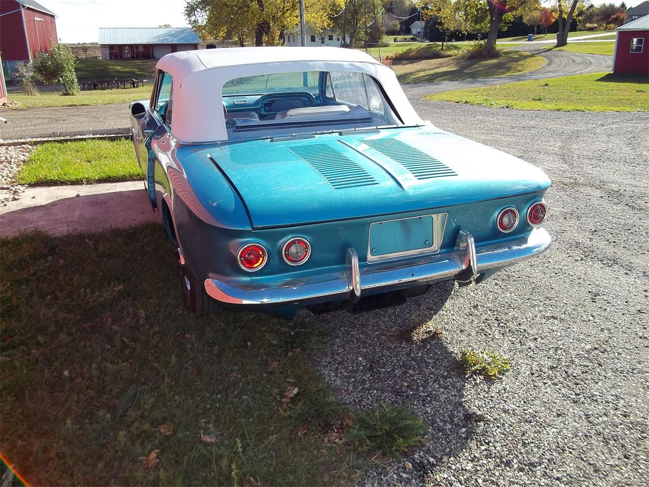 Large Picture of 1963 Corvair Monza located in Wisconsin - L2P4