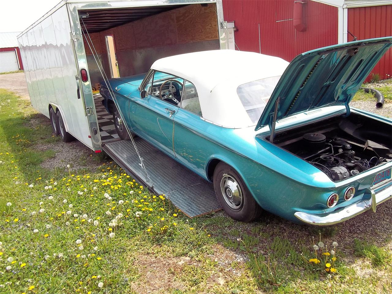 Large Picture of '63 Chevrolet Corvair Monza - $8,500.00 - L2P4