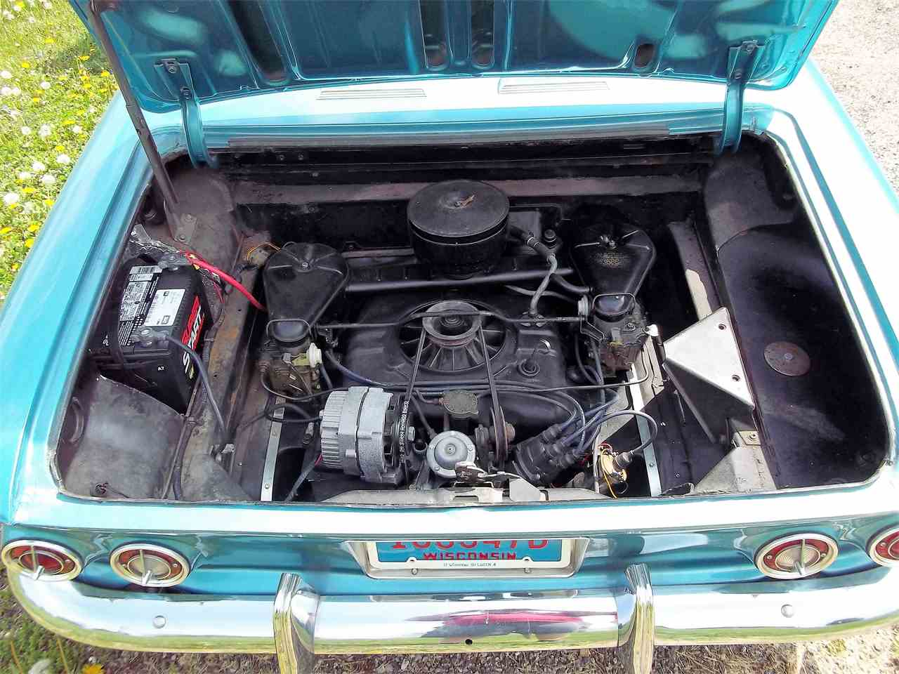 Large Picture of '63 Corvair Monza - L2P4
