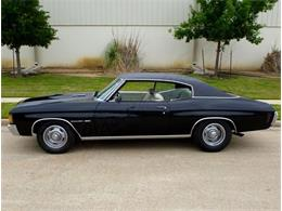 Picture of '72 Chevrolet Chevelle Malibu Offered by Classical Gas Enterprises - L2Q6