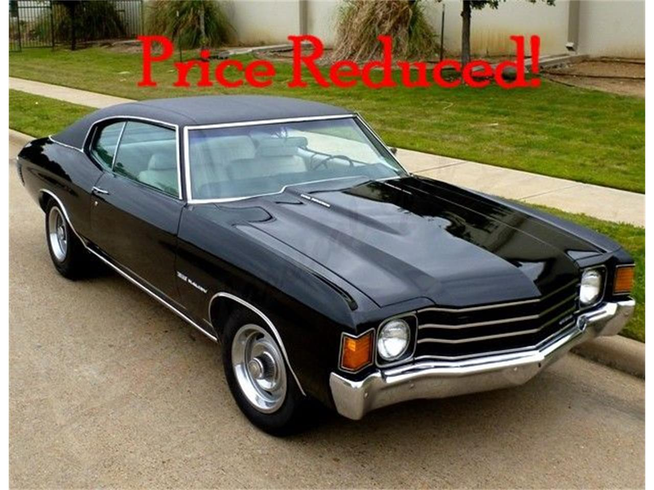 Large Picture of '72 Chevrolet Chevelle Malibu - $22,500.00 Offered by Classical Gas Enterprises - L2Q6
