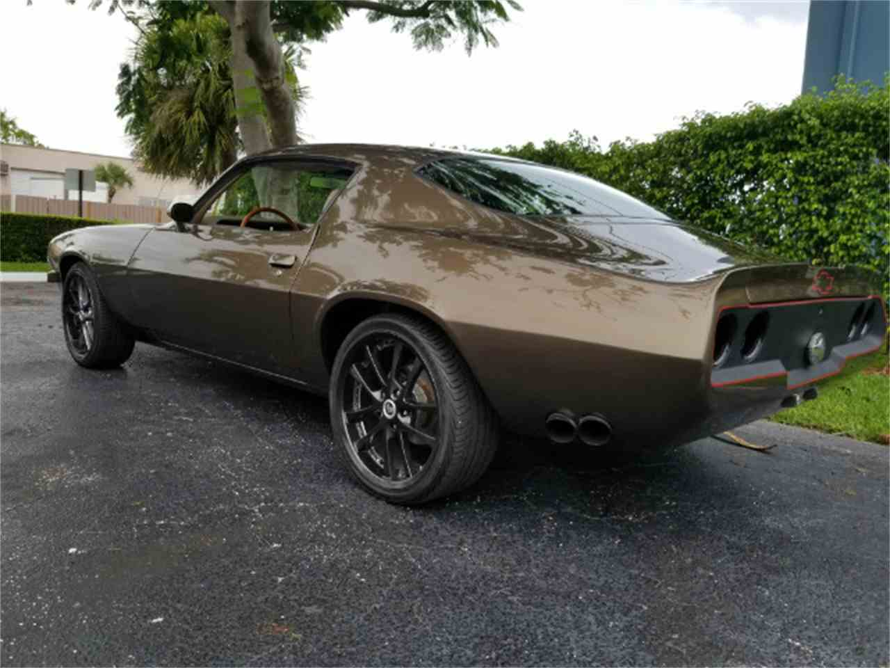 Large Picture of '71 Chevrolet Camaro located in Maryland - $34,500.00 Offered by Universal Auto Sales - L2QJ