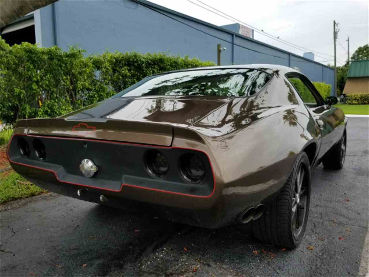 Large Picture of 1971 Chevrolet Camaro located in Linthicum Maryland - $34,500.00 - L2QJ