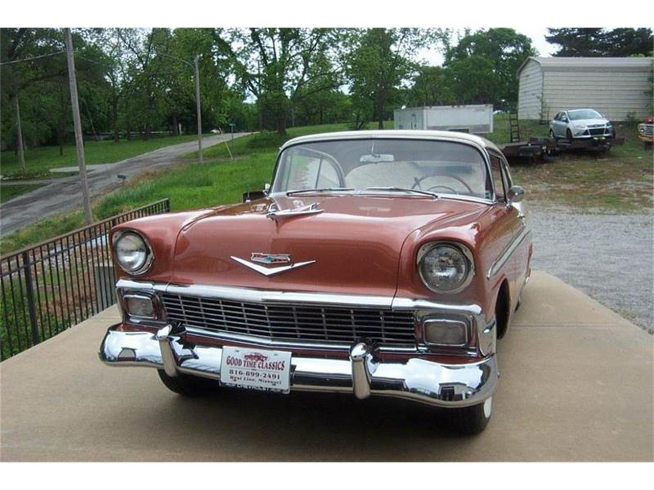 Large Picture of '56 Bel Air - L2R1