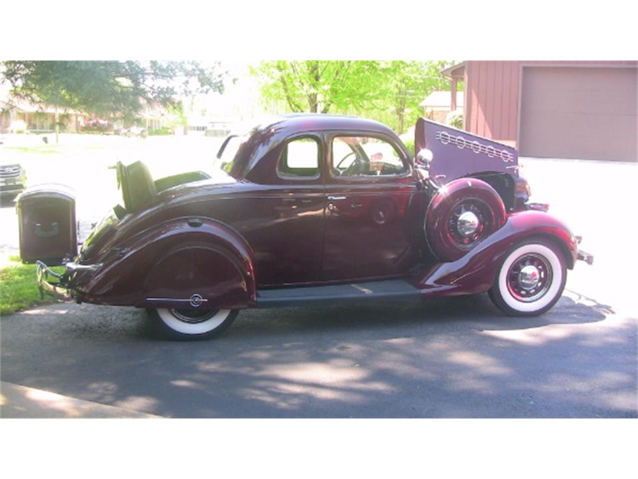 Large Picture of Classic '35 Plymouth PG Deluxe Auction Vehicle - L2RW
