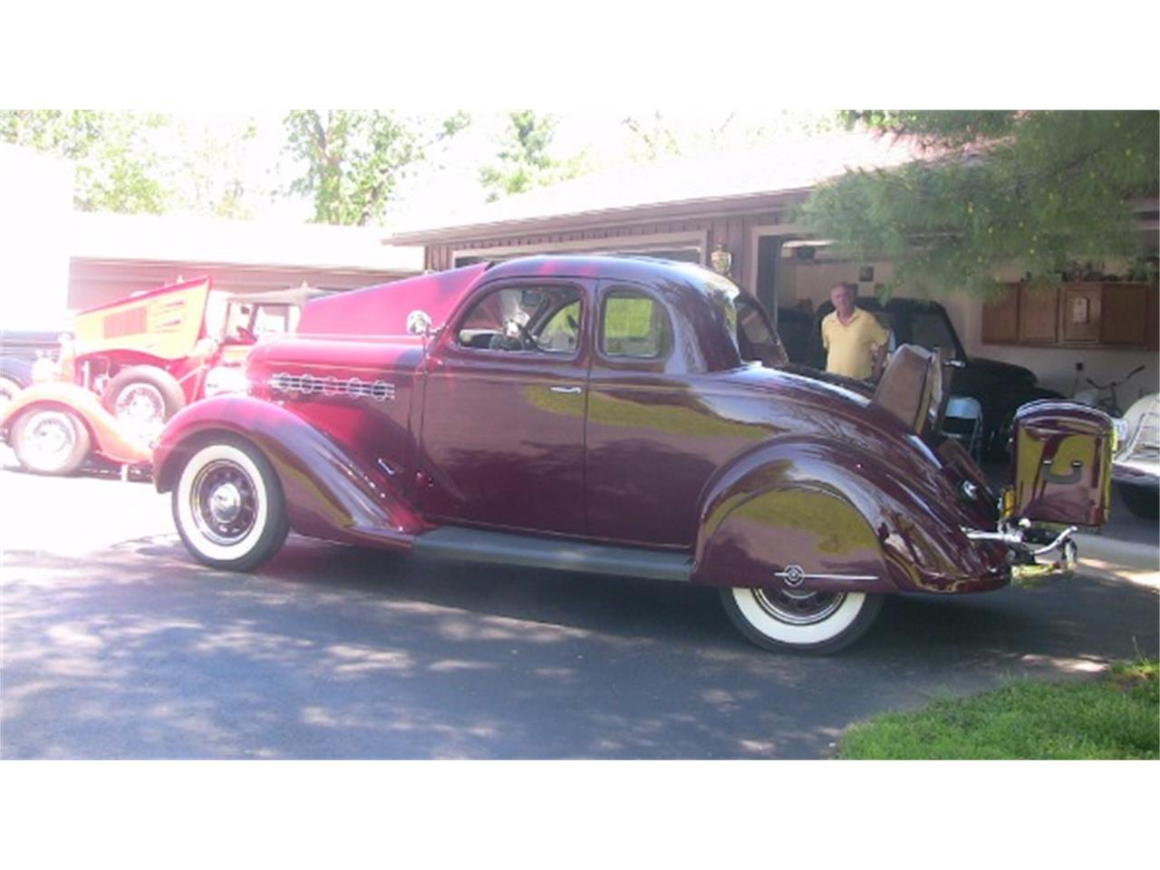 Large Picture of Classic 1935 Plymouth PG Deluxe located in North Carolina Offered by Classic Lady Motors - L2RW