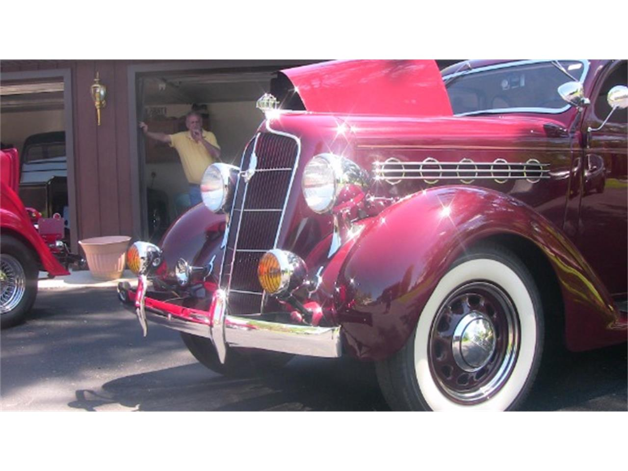 Large Picture of Classic 1935 Plymouth PG Deluxe - L2RW
