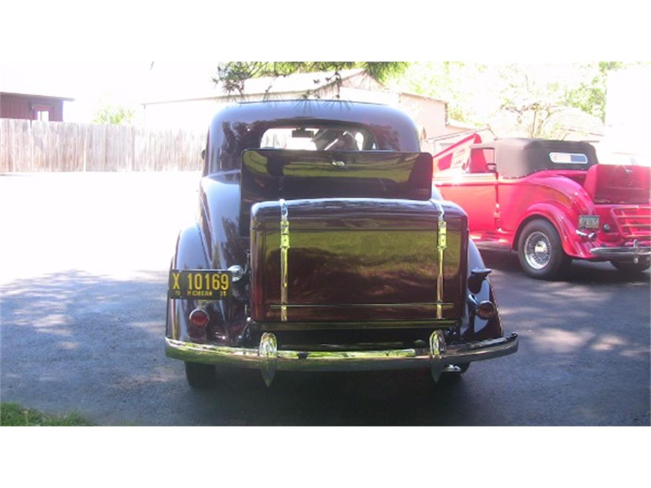 Large Picture of 1935 Plymouth PG Deluxe located in North Carolina Auction Vehicle - L2RW