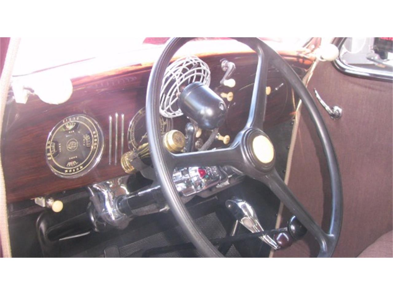 Large Picture of Classic '35 PG Deluxe Auction Vehicle Offered by Classic Lady Motors - L2RW