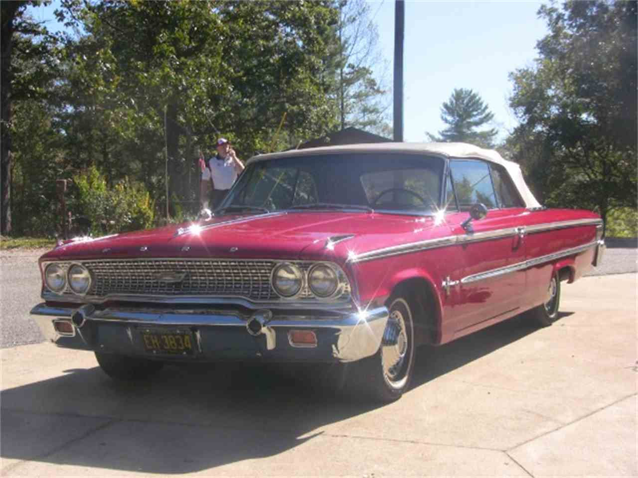 Large Picture of '63 Galaxie - L2RX
