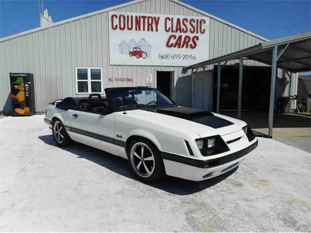 Picture of '86 Mustang - $10,950.00 Offered by Country Classic Cars - L2S5