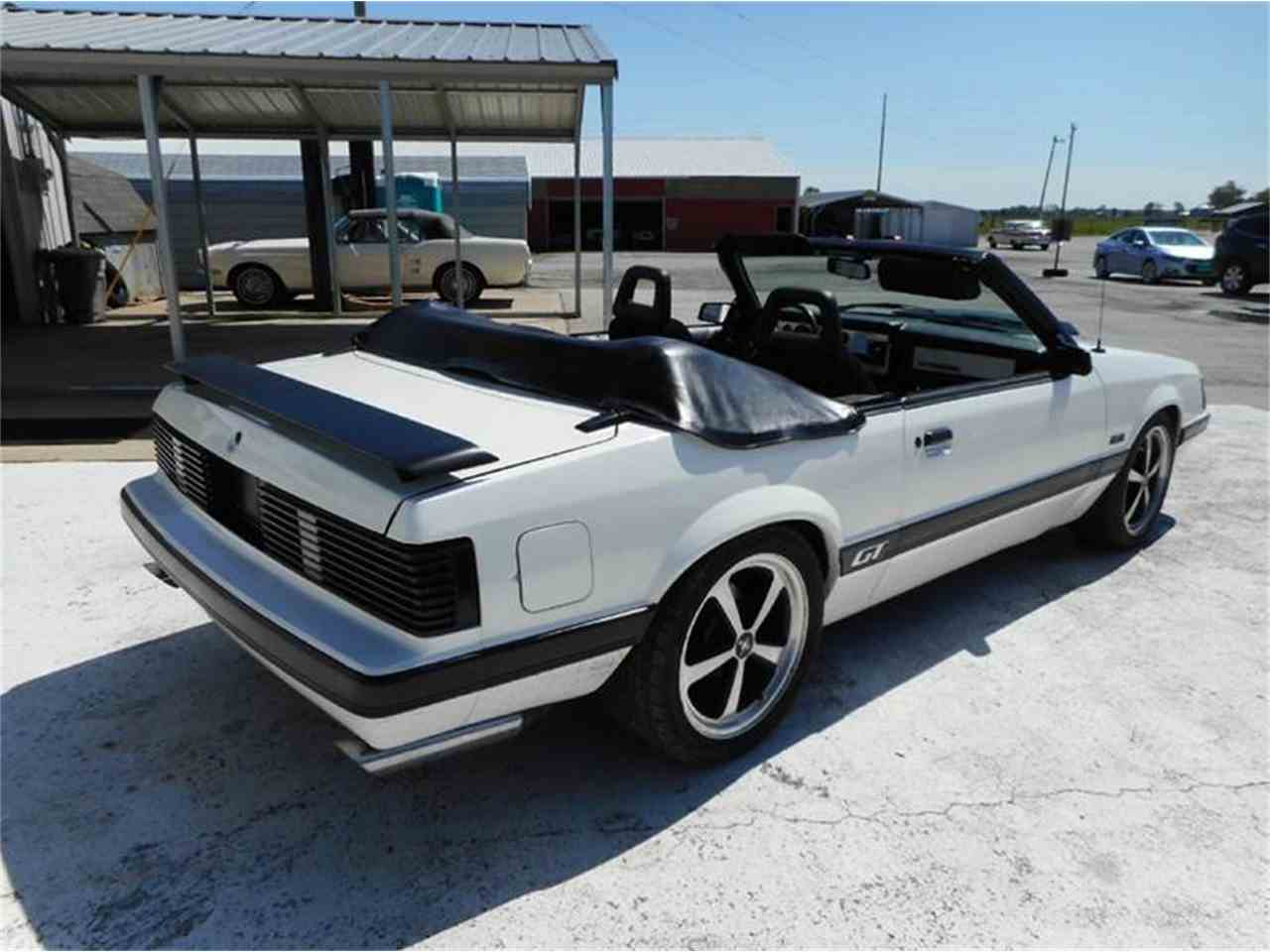 Large Picture of '86 Mustang - L2S5