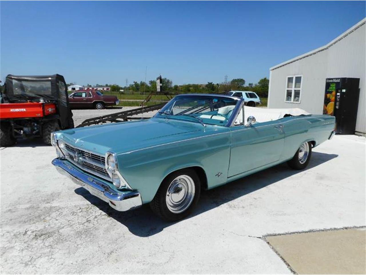 Large Picture of '66 Fairlane - L2S6