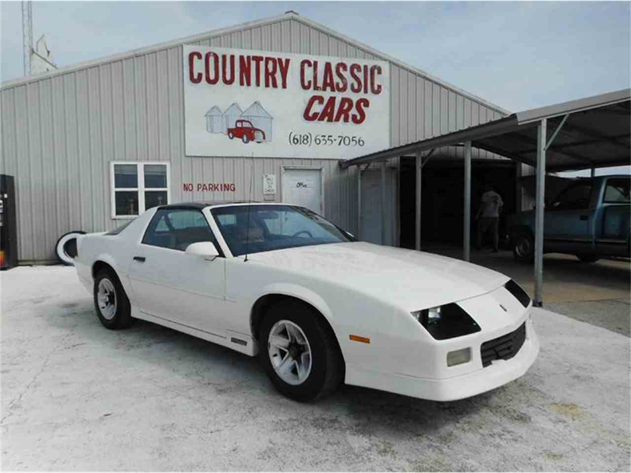 Large Picture of '89 Camaro - L2S9