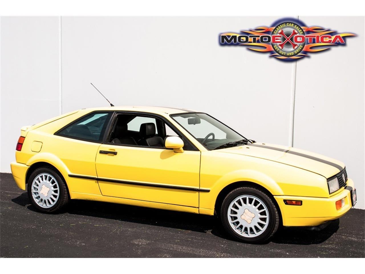 1990 Volkswagen Corrado G60 For Sale Classiccars Com