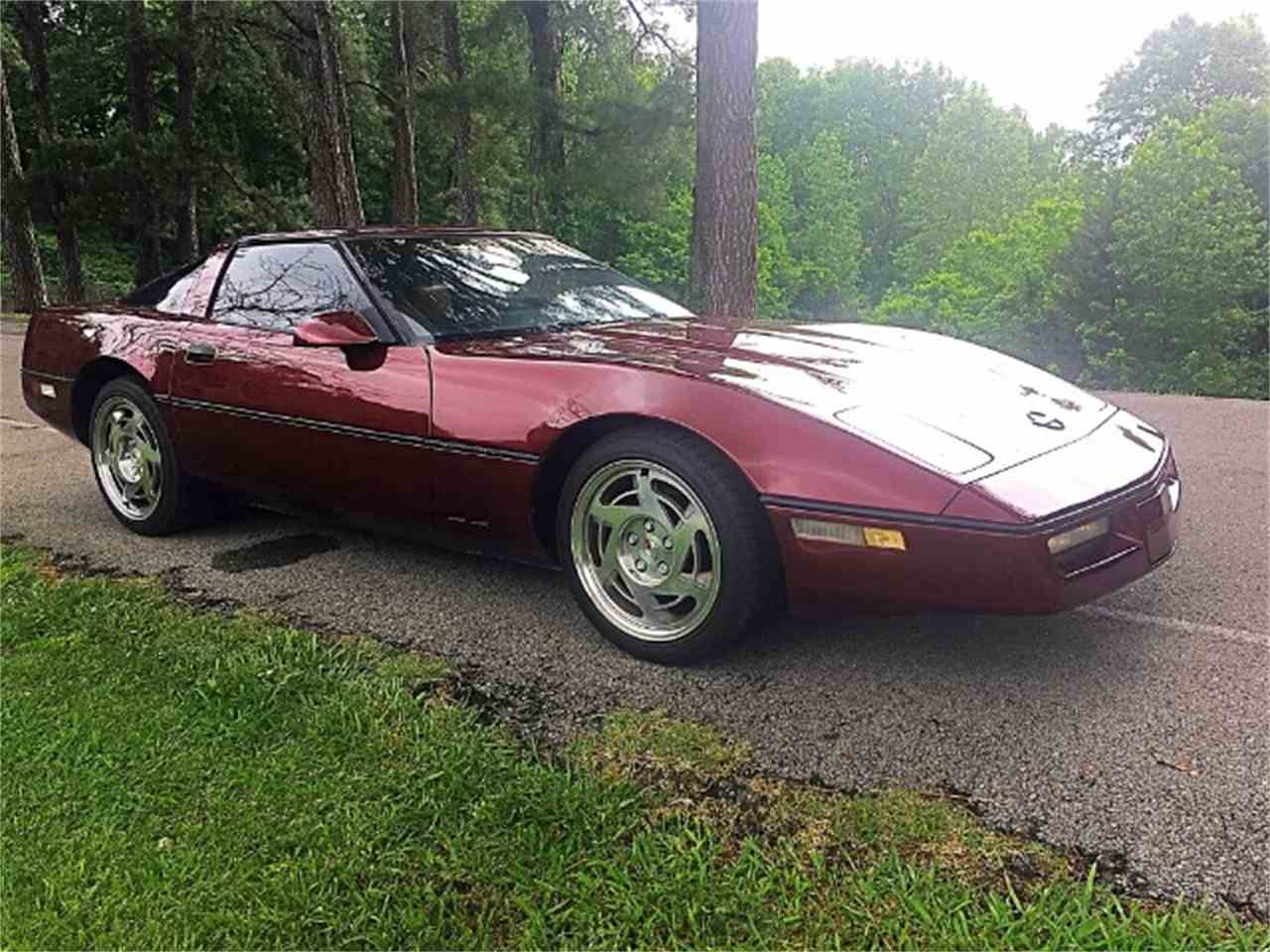 Large Picture of '87 Corvette - L2T4