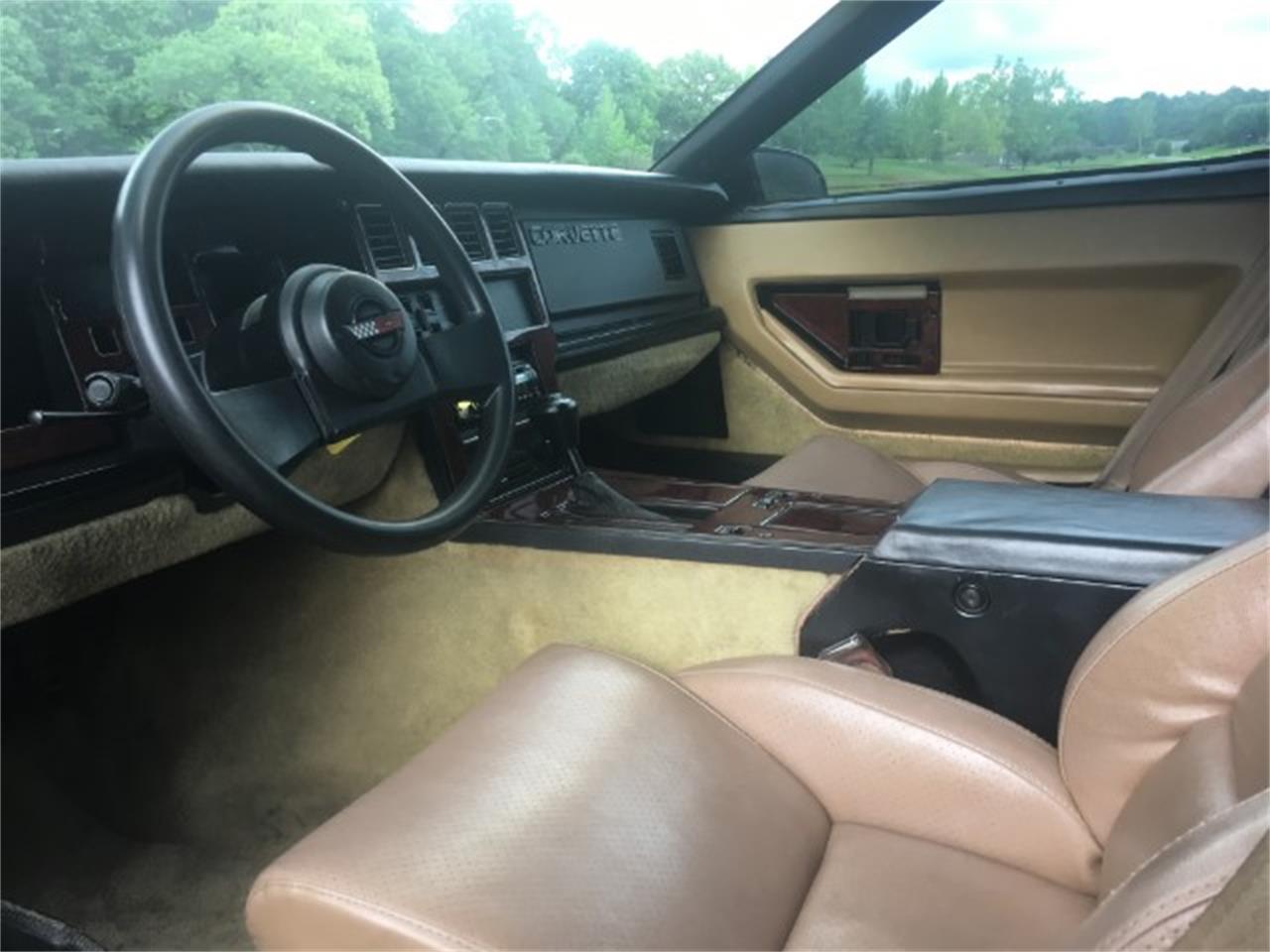 Large Picture of '87 Corvette - L2T4