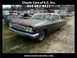 Picture of Classic 1962 Chevrolet Impala located in South Carolina - $5,000.00 Offered by Classic Cars of South Carolina - L2T6