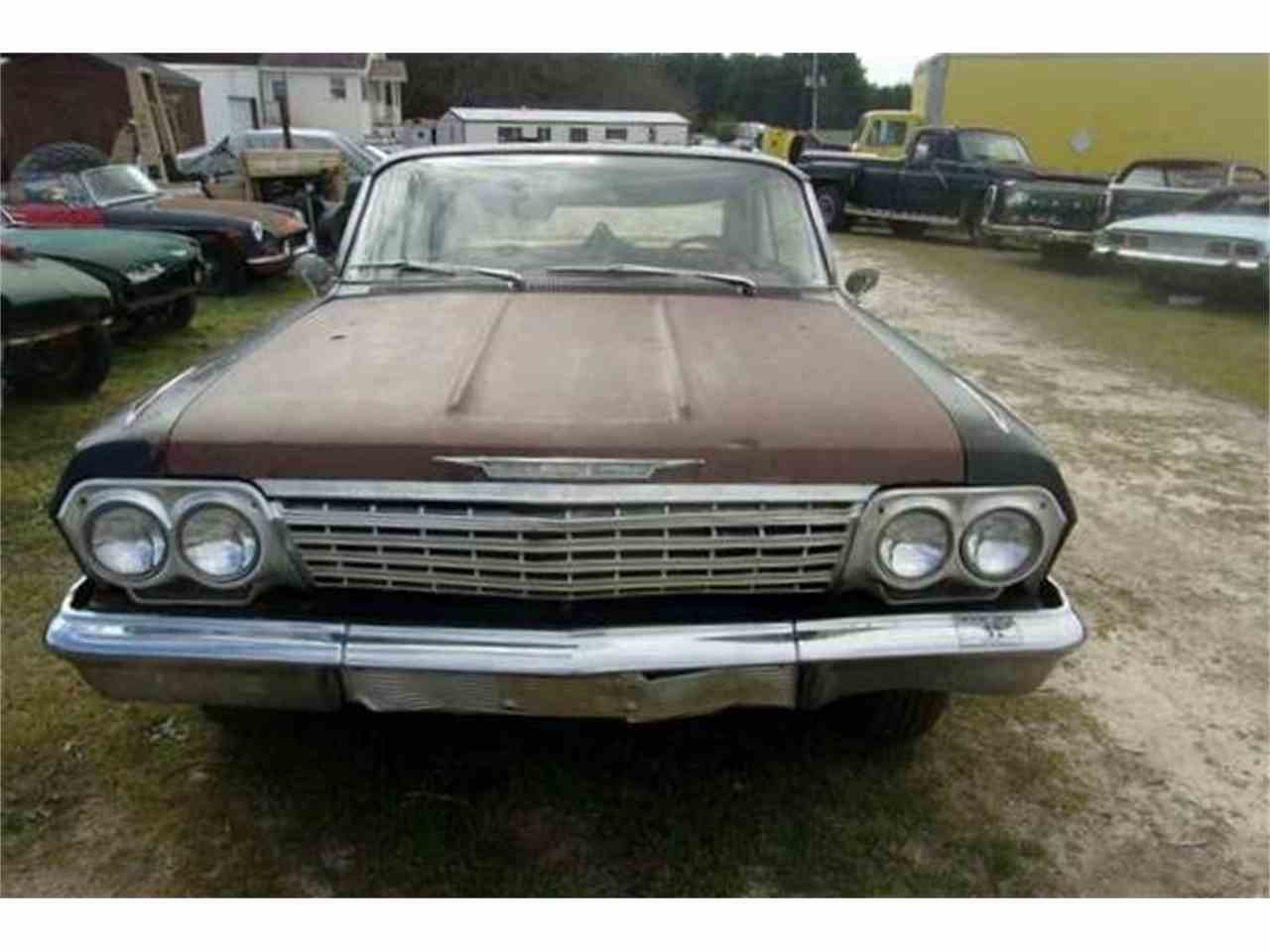 Large Picture of '62 Chevrolet Impala - L2T6
