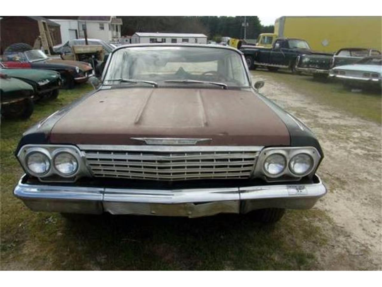 Large Picture of Classic 1962 Chevrolet Impala - $5,000.00 Offered by Classic Cars of South Carolina - L2T6