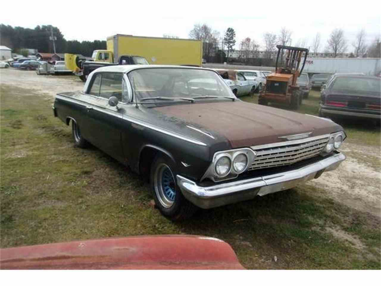 Large Picture of 1962 Chevrolet Impala located in South Carolina - $5,000.00 Offered by Classic Cars of South Carolina - L2T6