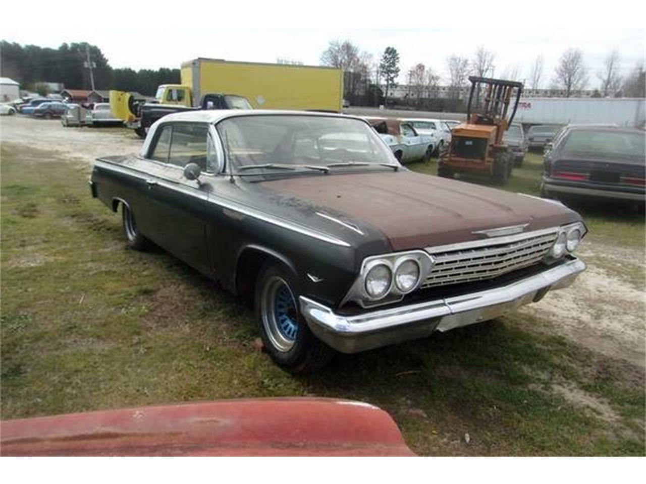 Large Picture of Classic '62 Impala located in South Carolina Offered by Classic Cars of South Carolina - L2T6