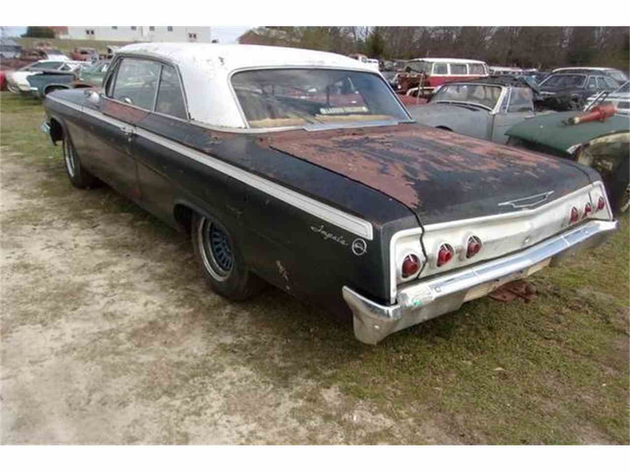 Large Picture of Classic 1962 Chevrolet Impala located in Gray Court South Carolina - L2T6